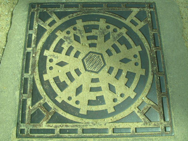 Abbaye de fontevraud_au jardin_plaque 4