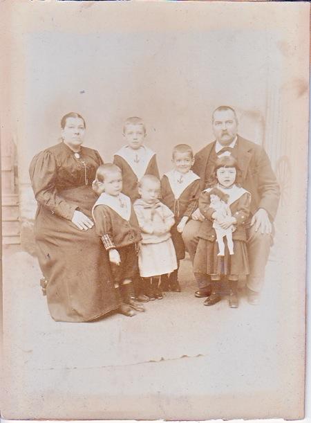 Famille de léonie