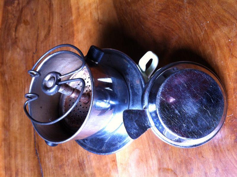 Café filtre mesmoire